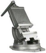02861372 Imadło maszynowe pochylne kołyskowe (szerokość szczęk: 160 mm)