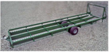 02938386 Wózek sadowniczy samorozładowczy WS-5SR, wersja: malowana (ładowność: 2000 kg)