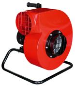 08549421 Wentylator promieniowy przenośny WPA-6-P-3-N 400V (obroty synchroniczne: 3000 1/min, moc: 0,75 kW, wydajność wentylatora: 2500 m3/h)