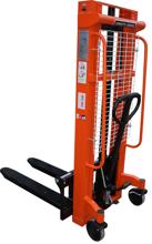 13362109 Wózek podnośnikowy masztowy z regulowanym rozstawem wideł (udźwig: 1000 kg, wysokość podnoszenia: 90-3000mm)