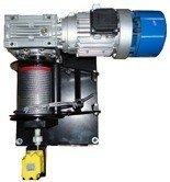 28846320 Elektryczna wciągarka linowa (siła uciągu: 1100/1350 kg)