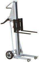 310498 Wózek podnośnikowy z wyciągarką PM120 (udźwig: 120 kg)