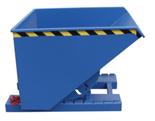33948627 Pojemnik uchylny do wózka widłowego miproFork TWU-M 1000 (pojemność: 1 m3, udźwig: 4000 kg)