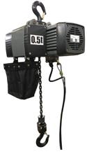 33961597 Wciągnik łańcuchowy elektryczny ENW 0,5 (udźwig: 0,5 T, wysokość podnoszenia: 3 m)