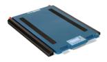 38547872 Waga podkładkowa bez legalizacji bezprzewodowa (udźwig: 10000 kg, podziałka: 5 kg, wymiary: 750x450 mm)