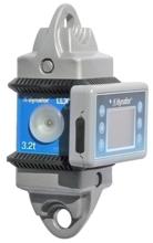 44929989 Precyzyjny dynamometr z wyświetlaczem do pomiaru sił rozciągających oraz ciężaru zawieszonych ładunków Tractel® Dynafor™ LLX2 (udźwig: 2 T)