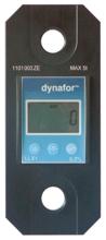 44930003 Precyzyjny dynamometr z wyświetlaczem do pomiaru sił rozciągających oraz ciężaru zawieszonych ładunków Tractel® Dynafor™ LLX1 (udźwig: 6,3 T)