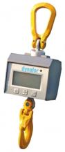 44930022 Waga hakowa /dynamomentr ze stałą szaklą i hakiem z zabezpieczeniem Tractel® Dynafor™ MWX (udźwig: 12,5 T)