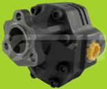 72355198 Pompa hydrauliczna zębata do wywrotu - prawy kierunek obrotów (objętość geometryczna: 133 cm3/obr, zakres obr: 300-1500, ciśnienie nominalne: 21 MPa)