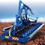 95247936 Agregat uprawowo-siewny U 659 (szerokość robocza: 4 m, liczba zębów: 26, zapotrzebowanie mocy: 115 KM)