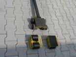 DOSTAWA GRATIS! 12235616 Zestaw wózków, rolki: 8x kompozyt (nośność: 10 T)
