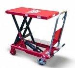 DOSTAWA GRATIS! 62666891 Wózek platformowy nożycowy (udźwig: 500 kg, wymiary platformy: 855x500 mm)