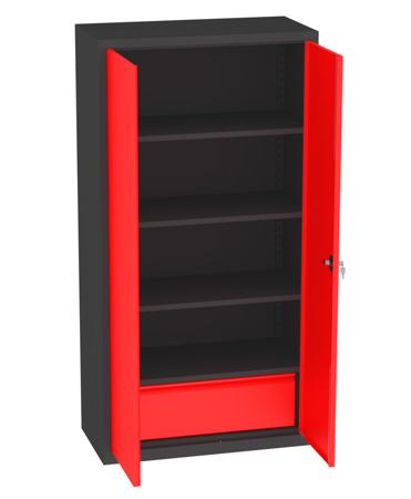 00142023 Szafa narzędziowa, 2 drzwi (wymiary: 1950x1000x500 mm)