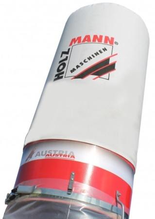 44353124 Odciąg do trocin Holzmann ABS 1080 400V (wydajność: 1080 m3/h, moc: 0,5/0,75 kW)