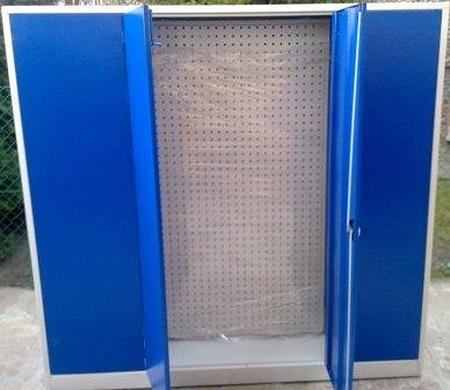 77157229 Szafa narzędziowa, drzwi składane, (wymiary: 1750x1860x600 mm)