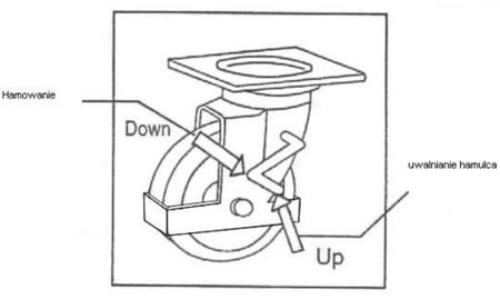 DOSTAWA GRATIS! 03028217 Wózek platformowy nożycowy (udźwig: 250 kg, wymiary platformy: 830x500 mm, wysokość podnoszenia min/max: 330-910 mm)