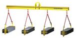 33938800 Trawers do podnoszenia podkładów kolejowych miproTrain HCP 6 (udźwig: 3000 kg, ilość podkładów: 6)