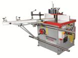 44349937 Frezarka dolnowrzecionowa Holzmann FS 300SP Stomana (średnica max. narzędzia pracy: 190/195 mm, wymiary blatu: 800 x 800 mm)