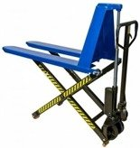 62666832 Wózek paletowy nożycowy ręczny (udźwig: 1500kg, zakres podnoszenia: 90-800mm)