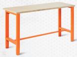 99551612 Stół warsztatowy (wymiary: 850-900x1765x620 mm)