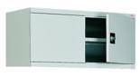 99551670 Nadstawka do szaf biurowych 0,7mm, 2 drzwi, 1 półka (wymiary: 465x1200x435 mm)
