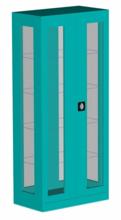 99552556 Szafa lekarska, 4 półki, 2 drzwi (wymiary: 1800x800x435 mm)