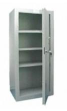 99552594 Szafa - wzmocniona, 3 półki, 1 drzwi (wymiary: 1500x700x460 mm)