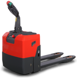 99746686 Wózek paletowy elektryczny GermanTech (udźwig: 1500 kg, długość wideł: 1150 mm)