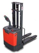DOSTAWA GRATIS! 00568975 Wózek podnośnikowy elektryczny (udźwig: 1200 kg, długość wideł: 1150mm, wysokość podnoszenia: 1600 mm)