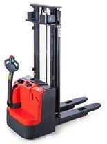 DOSTAWA GRATIS! 00568978 Wózek podnośnikowy elektryczny (udźwig: 1600 kg, wysokość podnoszenia: 90-4600 mm)