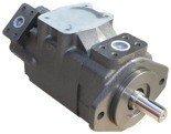 DOSTAWA GRATIS! 01539182 Pompa hydrauliczna łopatkowa dwustrumieniowa B&C (objętość geometryczna: 55,2+27,4 cm³, maks. prędkość: 2500 min-1 /obr/min)