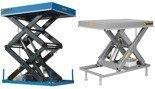 DOSTAWA GRATIS! 01843674 Podnośnik, podest nożycowy (udźwig: 4000 kg, wymiary platformy: 2200x1200 mm, wysokość podnoszenia min/max: 350-1950 mm, moc: 2,3kW)