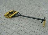 DOSTAWA GRATIS! 12235602 Wózek skrętny 8 rolkowy, rolki: 8x nylon (nośność: 6 T)