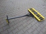 DOSTAWA GRATIS! 12267439 Wózek skrętny 16 rolkowy, rolki: 16x kompozyt (nośność: 22 T)