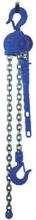 DOSTAWA GRATIS! 22021319 Wciągnik dźwigniowy, rukcug z łańcuchem ogniwowym RZC/1.6t (wysokość podnoszenia: 7,5m, udźwig: 1,6 T)