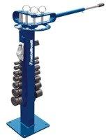 DOSTAWA GRATIS! 32269294 Mobilna giętarka uniwersalna Metallkraft (płaskownik stalowy: gięcie obrotowe: 10x50mm, płaskownik stalowy: gięcie pod kątem ostrym: 6x50mm)