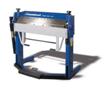 DOSTAWA GRATIS! 32269346 Ręczna zaginarka do blachy Metallkraft (maks. szerokość robocza: 1020mm, maks. grubość blachy: 2,5mm)