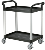 DOSTAWA GRATIS! 39955497 Wózek warsztatowy, 2 półki