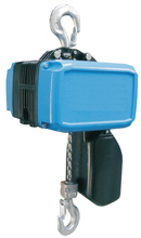 DOSTAWA GRATIS! 44929828 Elektryczna wciągarka łańcuchowa Tractel® Tralift™ TS320 (długość łańcucha: 5m, udźwig: 0,32T)