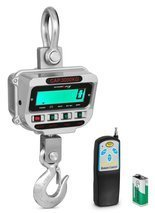 DOSTAWA GRATIS! 45643487 Waga hakowa Steinberg Systems SBS-KW-3TC LCD (udźwig: 3T)