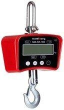 DOSTAWA GRATIS! 45643501 Waga hakowa Steinberg Systems SBS-KW-1000R LCD (udźwig: 1T)