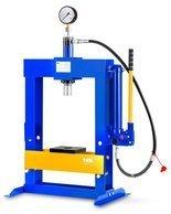 DOSTAWA GRATIS! 45674809 Prasa hydrauliczna MSW (maks. siła nacisku: 10 T, maks. ciśnienie robocze: 617 bar)