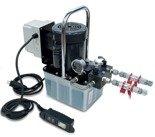 DOSTAWA GRATIS! 49972689 Pompa hydrauliczna z napędem elektrycznym (ciśnienie robocze: 520 bar)