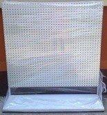 DOSTAWA GRATIS! 77157009 Regał perforowany pod zawieszki (wymiary: 2000x1500x600 mm)