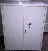 DOSTAWA GRATIS! 77157241 Szafa narzędziowa, 2 półki regulowane (wymiary: 1250x800x500 mm)