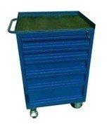 DOSTAWA GRATIS! 77157343 Wózek narzędziowy, 4 szuflady (wymiary: 875x555x445 mm)