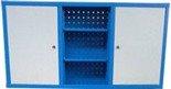 DOSTAWA GRATIS! 77170771 Szafka narzędziowa wisząca, 6 półek, 2 drzwi (wymiary: 600x1200x200 mm)