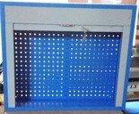 DOSTAWA GRATIS! 77170778 Szaafa narzędziowa wisząca z żaluzją (wymiary: 800x800x250 mm)