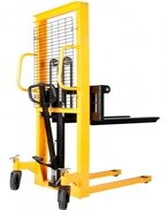 DOSTAWA GRATIS! 85068243 Wózek paletowy masztowy sztaplarka (udźwig: 1500 kg, wysokość podnoszenia: 2500 mm)