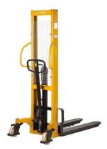 DOSTAWA GRATIS! 85068244 Wózek paletowy masztowy sztaplarka (udźwig: 2000 kg, wysokość podnoszenia: 1600 mm)